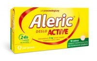 Aleric Delso Active 5 mg, 10 tabletek