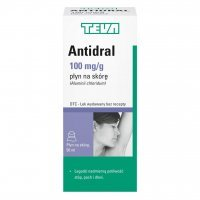 Antidral 100mg/g, płyn, 50ml