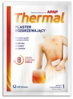 Apap Thermal, 1 plaster