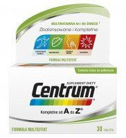 Centrum A do Z, 30 tabletek