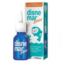 Disnemar junior, aerozol do nosa, 25 ml