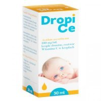 DropiCe 100 mg/ml, krople doustne, 30 ml