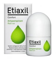 ETIAXIL Comfort, antyperspirant roll-on, 15ml