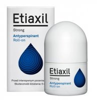 ETIAXIL Strong, antyperspirant roll-on, 15ml