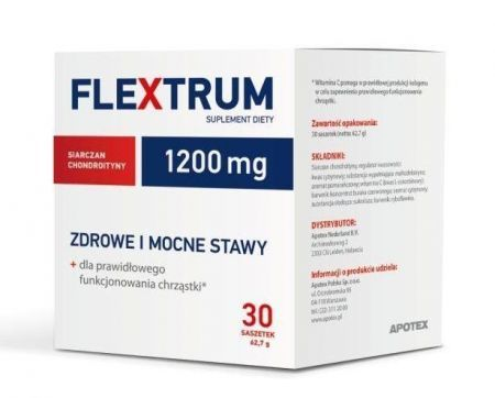 Flextrum 1200mg, 30 saszetek