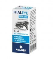Hialeye Free 0,4%, krople do oczu, 10ml