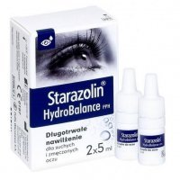 Starazolin HydroBalance PPH, krople do oczu, 2x5ml