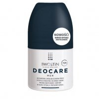 Iwostin Deocare Men, antyperspirant, emulsja, 50 ml