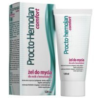 Procto-Hemolan Comfort, żel do mycia, 120ml