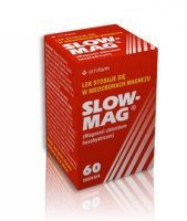 Slow-Mag 64mg, 60 tabletek