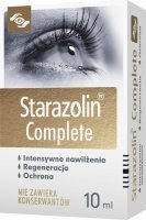 Starazolin Complete, krople do oczu, 10ml