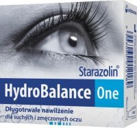 Starazolin, HydroBalance One, krople do oczu, 12x0,5ml