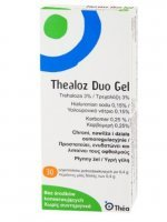 Thealoz Duo Gel, żel do oczu, 30x0,4g