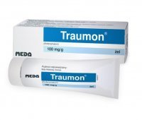 Traumon 100mg/g, żel, 100g