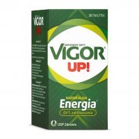 Vigor UP!, 30 tabletek